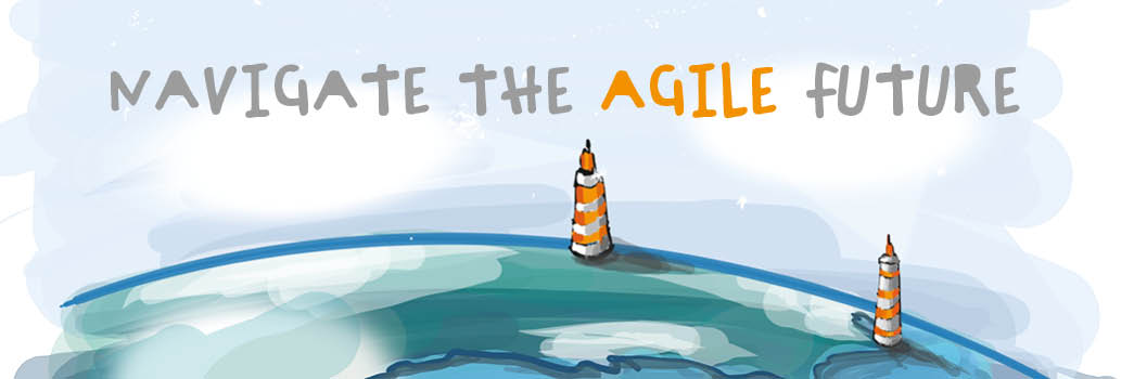 Navigate The Agile Future Header