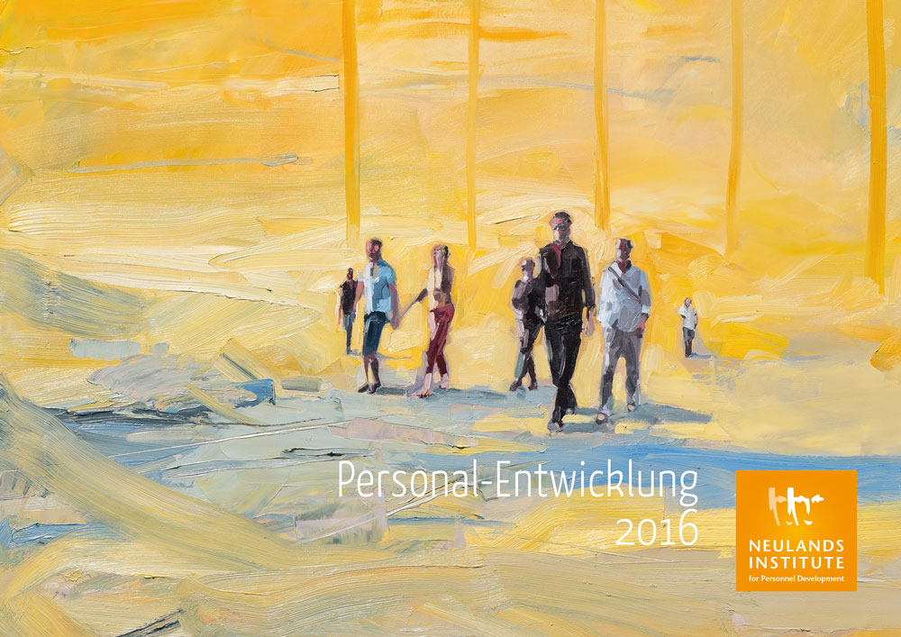 NeulandPartner Personal-Entwicklung 2016-cover